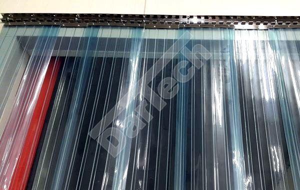 PVC Streifenvorhänge